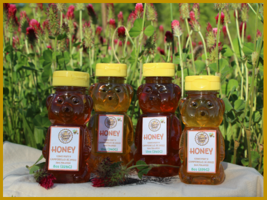 Products and Prices – Huney Grams Honey Bee, LLC
